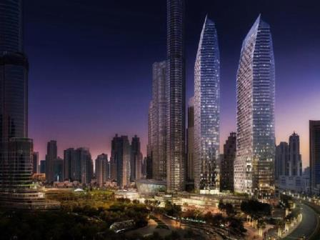 BEST DEAL! 2 Bedroom for sale in The Address Residences Dubai Opera.
