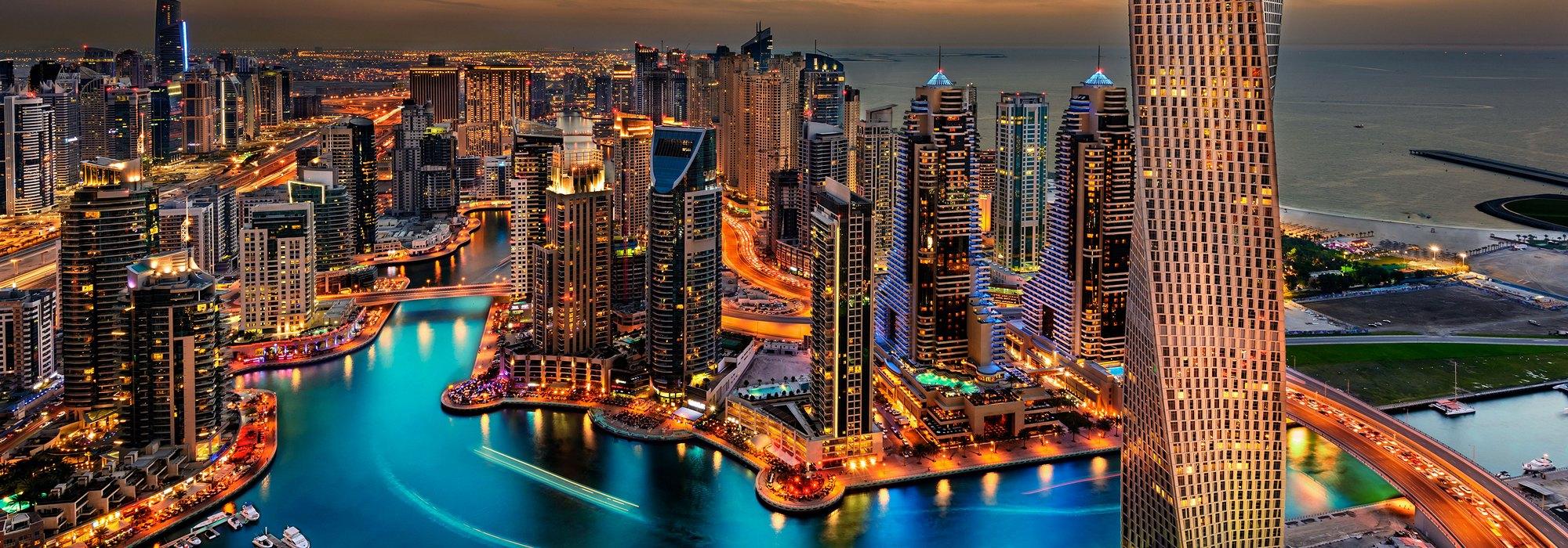 Beautiful Villa in the most prestigious community in Dubai Marina